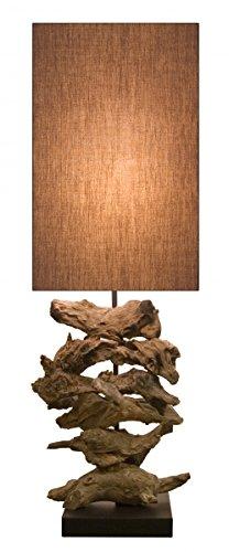 "Grafinteriors Designlampe ""Highland"", braun"