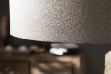 """Invicta Interior Stehlampe """"Rousilique"""", sand"""
