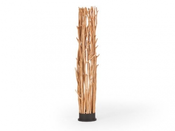 Stehlampe Skove Treibholz - 1