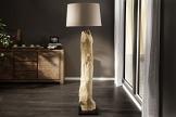 DuNord Design Treibholz Stehlampe RELIKT 175 cm (beige) - 1
