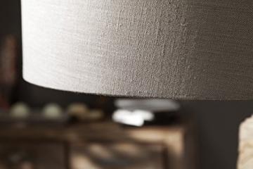 "DuNord Design Stehlampe ""Relikt"", beige"