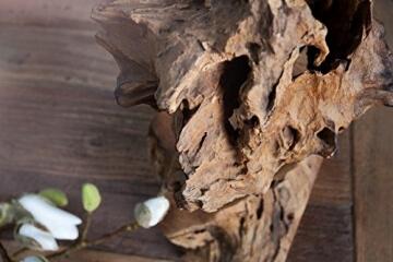 DuNord Design Holzskulptur aus Teak